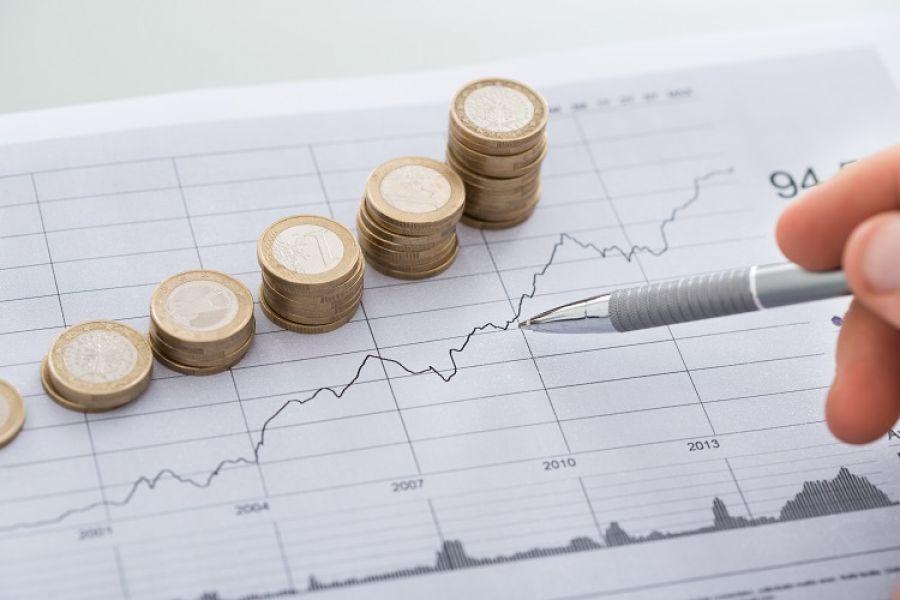 Годовая инфляция веврозоне ускорилась до2%
