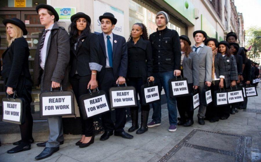 Безработица в ЕС на минимуме